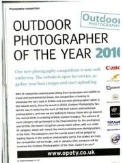 Outdoor Photographer Of The Year Contest 2010