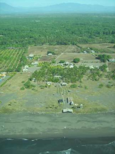 Aerial Photo Of The ARCAS Hatchery (source: ARCAS Annual Report 2010)