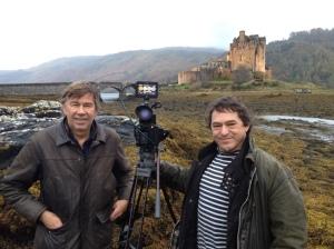 The wonderful Eilean Donan Castle