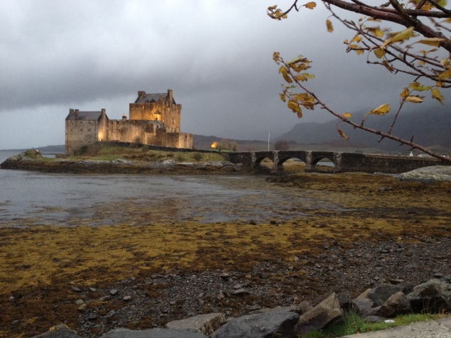 Exemplary Scottish Castle of Eilean Donan