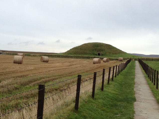 Maes Howe, Viking burial mound