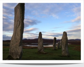 The mighty Stones of Callanish
