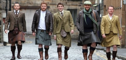 21st Century Kilts Image by Alban Donohoe