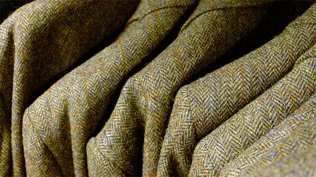 The Harris Tweed