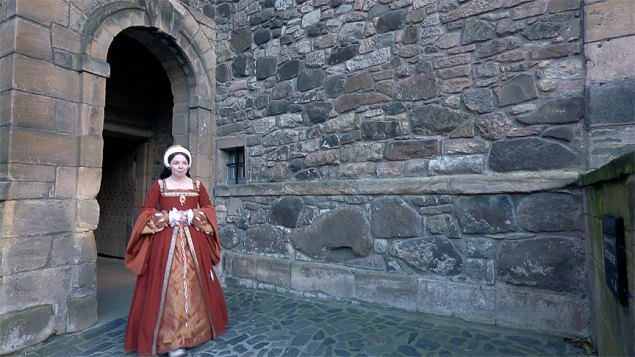 Stirling's recreations bring Medieval history to life.