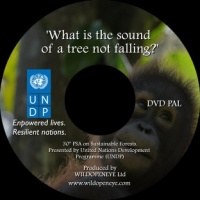 """What Is """"The Sound Of A Tree Not Falling""""? UNDP's Public Service Announcement Succinctly Explains"""