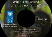 DVD Cover For UNDP FOREST PSA