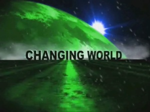 Cover image of Changing World Life a short documentary film by Andy Luck