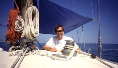 Andy Sailing