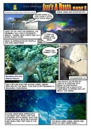 Life's a beach marine comic Page_1