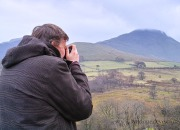 Andy Luck with Sony A7r in The Lake District yesterday
