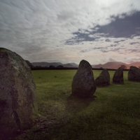 Turning Night Into Day - testing Sony A7r long exposure noise reduction, dynamic range and high ISO at Castlerigg Stone Circle