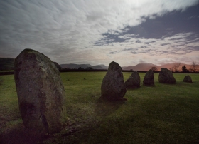 The Carles of Castlerigg photographed by Andy Luck on Sony A7r