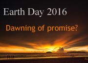 Earth Day 2016 Dawning of promise image and copyright Andy Luck 2016