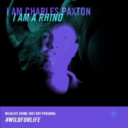 I am Charles Paxton I AM A RHINO