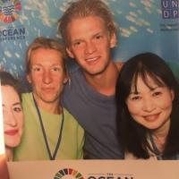 Save Our Ocean, says Cody Simpson, UN Advocate for the Ocean on World Oceans Day
