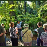 1 Ecologist, 2 Parks, 16 Naturalists