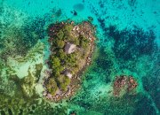 A paradisical island in the Seychelles archipelago is exemplary of the beautiful but vulnerable ecosystems that will be protected from toxic waste. - Image courtesy of Tommaso Nervegna