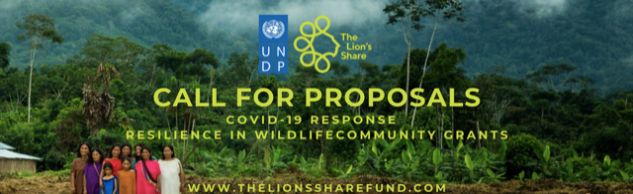 Call for COVID-19 support grant proposals